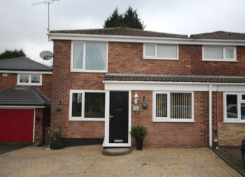 Thumbnail 4 bed semi-detached house for sale in Overdell Drive, Shawclough, Rochdale