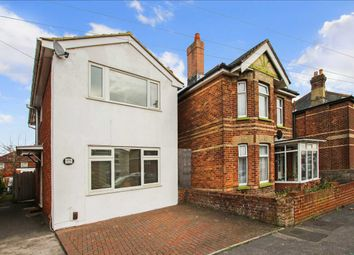 Thumbnail 3 bed detached house for sale in Strouden Road, Winton, Bournemouth