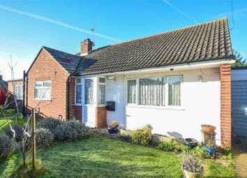 Thumbnail 2 bed detached bungalow for sale in Brook Close, Herne Bay, Kent