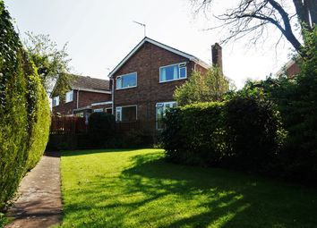 Thumbnail 4 bed detached house for sale in All Saints Road, Thurcaston