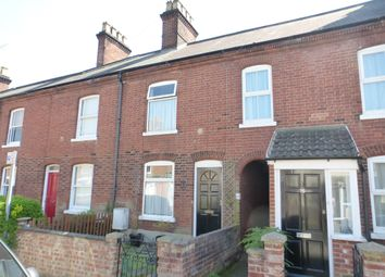 Thumbnail 2 bedroom terraced house for sale in Cozens Road, Norwich