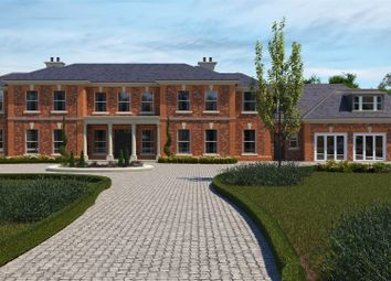 Thumbnail 5 bed detached house for sale in Chobham Park Drive, Chobham, Woking