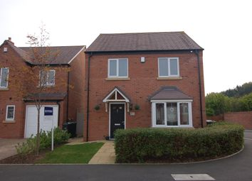Thumbnail 4 bedroom detached house for sale in Kirkpatrick Drive, Wordsley