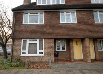 Thumbnail 2 bed maisonette to rent in Station Approach, Hinchley Wood