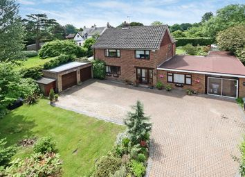 Thumbnail 5 bed detached house for sale in Reigate Road, Hookwood, Horley, Surrey