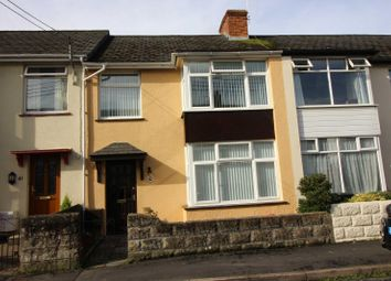 Thumbnail 3 bedroom terraced house for sale in Broadfield Road, Barnstaple, Devon