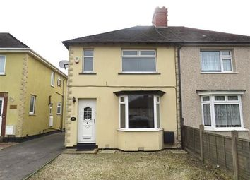 Thumbnail 3 bed semi-detached house to rent in Mosswood Street, Cannock