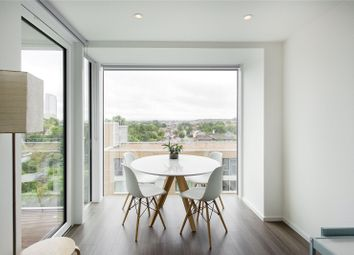 Thumbnail 3 bed flat for sale in Beacon Tower, The Filaments, Wandsworth, London