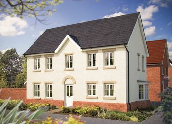"Thumbnail 3 bed detached house for sale in ""The Windlesham"" at Ribbans Park Road, Ipswich"