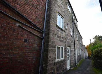 Thumbnail 3 bed terraced house for sale in Foggs Entry, Wirksworth, Derbyshire