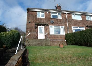 Thumbnail 3 bed semi-detached house to rent in Rutland Place, Ambergate, Belper, Derbyshire
