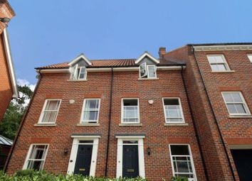 Thumbnail 3 bedroom town house to rent in The Albany, Ipswich, Suffolk