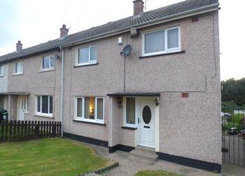 Thumbnail 3 bed end terrace house for sale in Grasmere Avenue, Workington, Cumbria