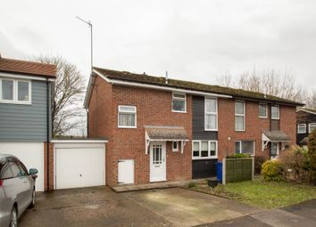 Thumbnail 3 bed semi-detached house for sale in Yeldham Place, Haverhill