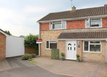 Thumbnail 3 bedroom semi-detached house to rent in Covey Way, Alresford