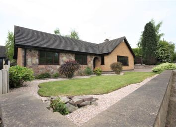 Thumbnail 4 bedroom bungalow for sale in Manor Road, Donington Le Heath, Coalville