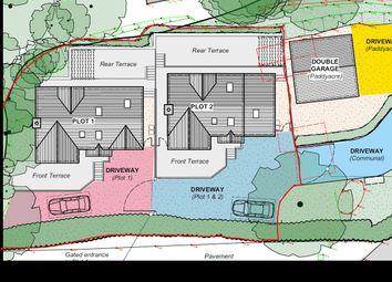 Thumbnail Land for sale in Bowden Hill, Yealmpton, Plymouth