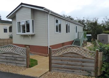 Crabtree Park, East Street, Cannington, Bridgewater, Somerset TA5. 2 bed mobile/park home