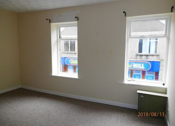 Thumbnail 2 bed flat to rent in Hannah Street, Porth, Rhondda Cynon Taff.