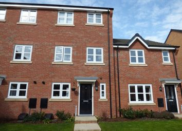 Thumbnail 3 bed town house for sale in Chaffinch Close, Heysham, Morecambe