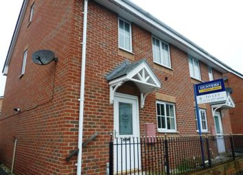 Thumbnail 3 bed semi-detached house to rent in Hope Street, Wombwell, Barnsley