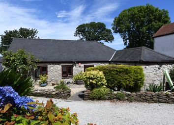 Thumbnail 3 bed semi-detached bungalow for sale in Roskrow, Penryn