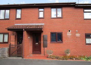 Thumbnail 2 bed terraced house to rent in 41 Fairmeadows, Maesteg, Bridgend.