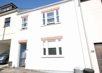 Thumbnail 2 bed terraced house to rent in New Windsor Terrace, Falmouth