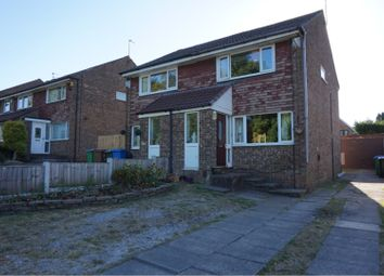 Thumbnail 2 bed semi-detached house for sale in Millbank Street, Heywood