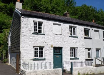 Thumbnail 3 bedroom cottage for sale in Lynbridge Road, Lynton