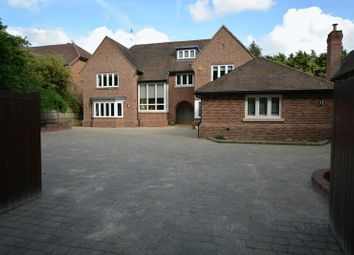Thumbnail 6 bed detached house for sale in Woodside Hill, Chalfont St. Peter, Gerrards Cross