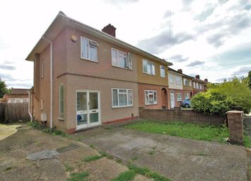 Thumbnail 3 bed semi-detached house for sale in Kingshill Avenue, Hayes, Middlesex