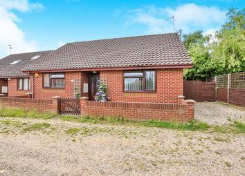 Thumbnail 2 bedroom semi-detached bungalow for sale in Oval Road, New Costessey, Norwich