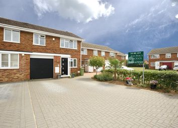 Thumbnail 3 bedroom semi-detached house to rent in Holland Way, Newport Pagnell