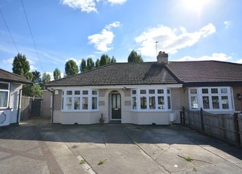 Thumbnail 3 bed semi-detached bungalow for sale in Oak Glen, Ardleigh Green, Hornchurch