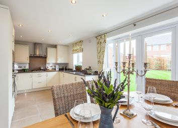 "Thumbnail 4 bed detached house for sale in ""Kington"" at Helme Lane, Meltham, Holmfirth"