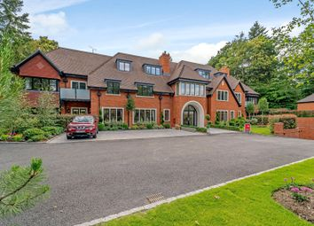 Thumbnail 2 bedroom flat for sale in Birchcroft, Brockenhurst Road, Ascot, Berkshire