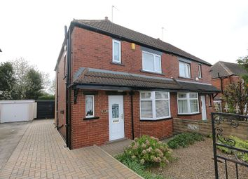 Thumbnail 2 bed semi-detached house for sale in Lawrence Avenue, Leeds, Leeds, Yorkshire