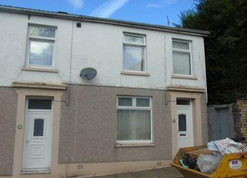 Thumbnail 3 bed terraced house for sale in Church Street, Merthyr Tydfil
