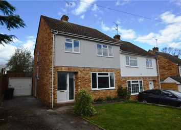 Thumbnail 3 bedroom semi-detached house to rent in Marlborough Close, Bishop's Stortford