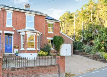 Satchell Lane, Hamble, Southampton SO31. 4 bed semi-detached house for sale