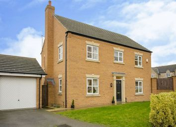 Thumbnail 4 bed detached house for sale in St. Pancras Way, Ripley