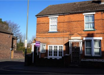 Thumbnail 3 bed end terrace house for sale in Guildford Park Road, Guildford