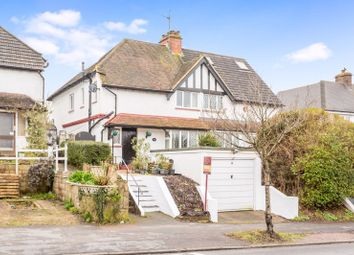 3 bed semi-detached house for sale in Carden Avenue, Brighton BN1