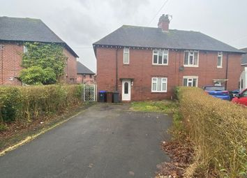 3 bed semi-detached house for sale in Haig Road, Leek, Staffordshire ST13