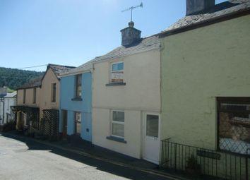 Thumbnail 1 bed terraced house for sale in King Street, Gunnislake