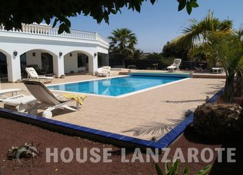 Thumbnail 5 bed villa for sale in Puerto Calero, Puerto Calero, Lanzarote, Canary Islands, Spain