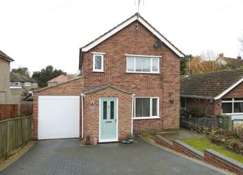 Thumbnail 3 bed detached house for sale in Grayson Avenue, Pakefield, Lowestoft
