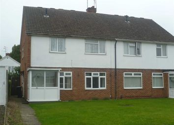 Thumbnail 2 bed flat to rent in Courtenay Road, Leicester