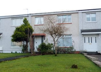 Thumbnail 3 bedroom terraced house for sale in Vancouver Drive, Westwood, East Kilbride